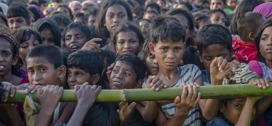 Myanmar güçleri insani yardımları engelliyor