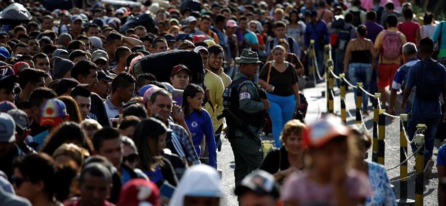 Venezuelalılar ülkelerini terk ediyor