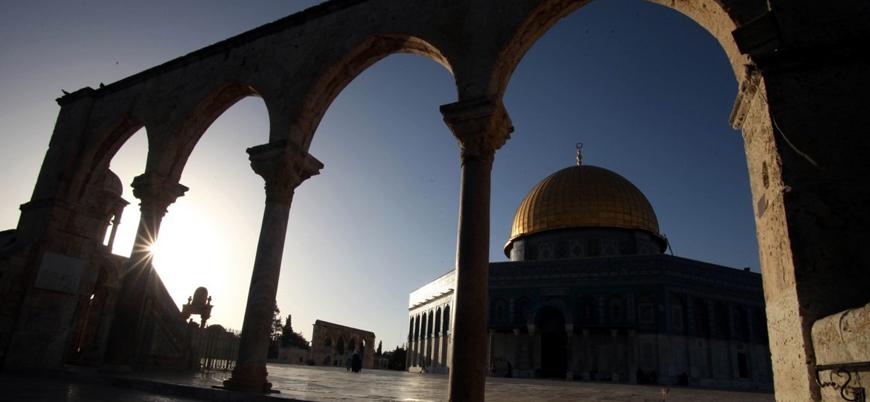 Yahudi yerleşimcilerden 'Mescid-i Aksa'ya baskın' çağrısı