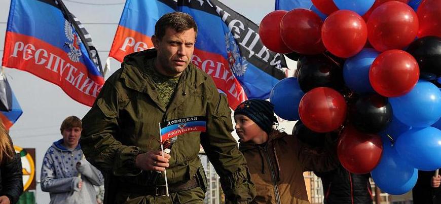 Ukrayna'da savaş çanları: Rusya destekli lider bombalı saldırıda öldü