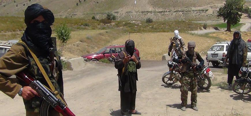 Pentagon'dan Taliban ile 'siyasi süreç' açıklaması
