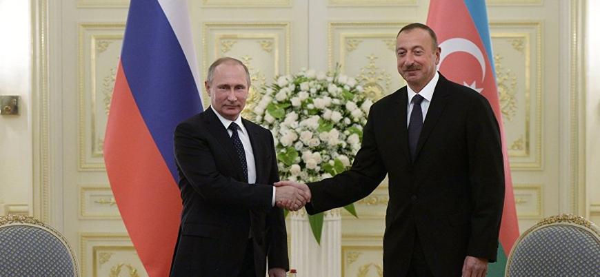 Azerbaycan Rusya'dan 5 milyar dolarlık askeri ürün aldı