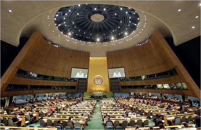 BM Suriye'de ateşkes tasarısını kabul etti