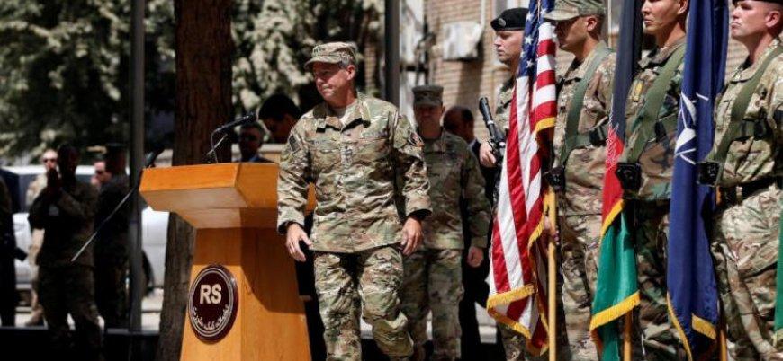 Afganistan'daki ABD ve NATO güçlerinin yeni komutanı göreve başladı