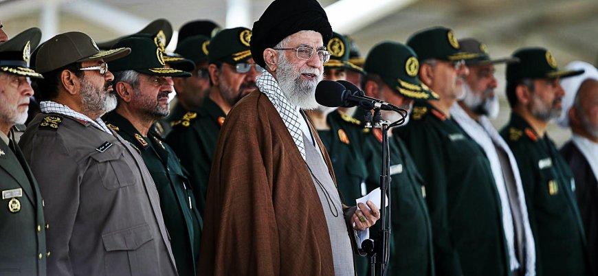 Hamaney'den İran ordusuna: Her an tetikte olun