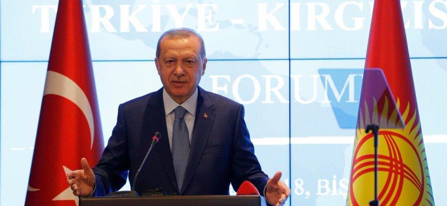 Erdoğan:  Kendi para birimlerimizle ticareti öneriyoruz