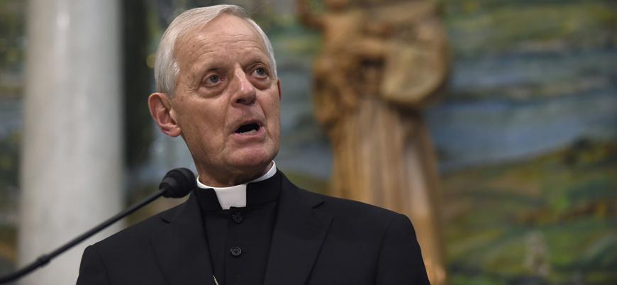 ABD'de 'çocuk istismarlarını örtbas eden' kardinal protesto edildi