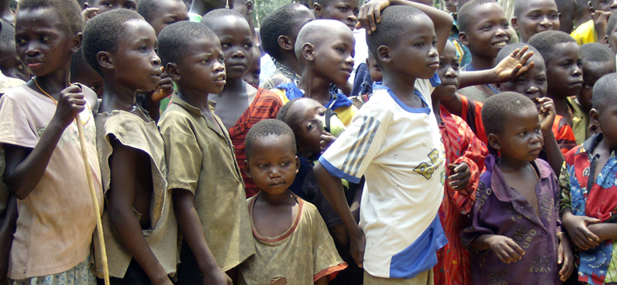 Kongo'da 'Konzo' salgını
