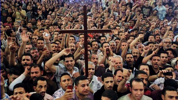 Mısırlı Hıristiyanlar Sisi'den pişman
