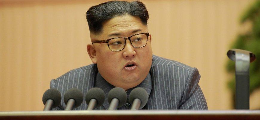 Kim Jong-un nükleer silahları yok etme sözünü yineledi