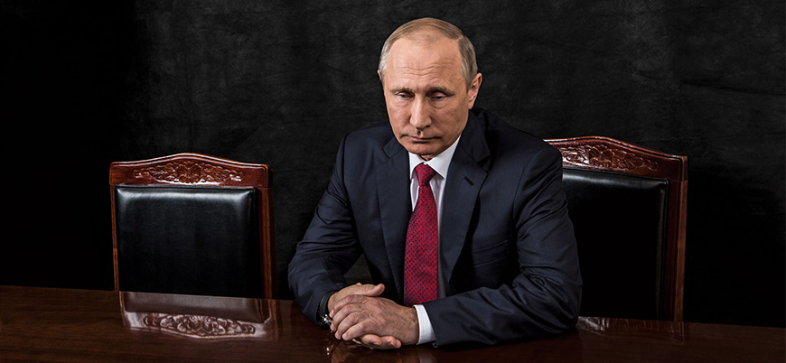 """""""Ajan Skripal'in zehirlenmesi olayının arkasında Putin var"""""""