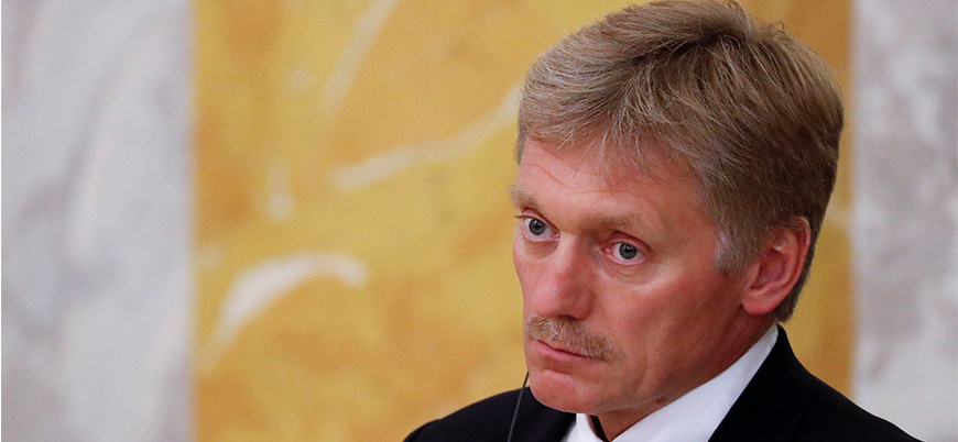 Putin'in sözcüsü Dmitriy Peskov koronavirüse yakalandı