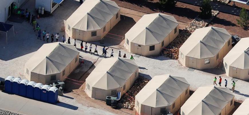 Trump göçmen çocukları ailelerinden ayırmakta ısrarcı