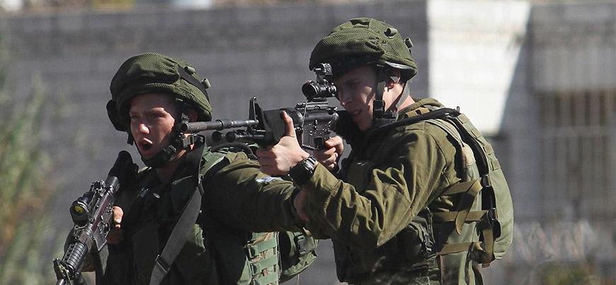 İsrail askerleri Beytüllahim'de bir Filistinli genci öldürdü