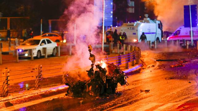 Beşiktaş saldırısında can kaybı sayısı 38 oldu