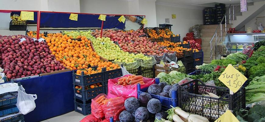 Enflasyonu en yüksek ülkeler arasında Türkiye 11. sırada