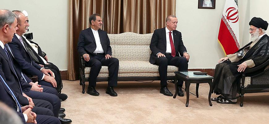 Hamaney: İran ile Türkiye İslam dünyası için ortak amaçlara sahiptir