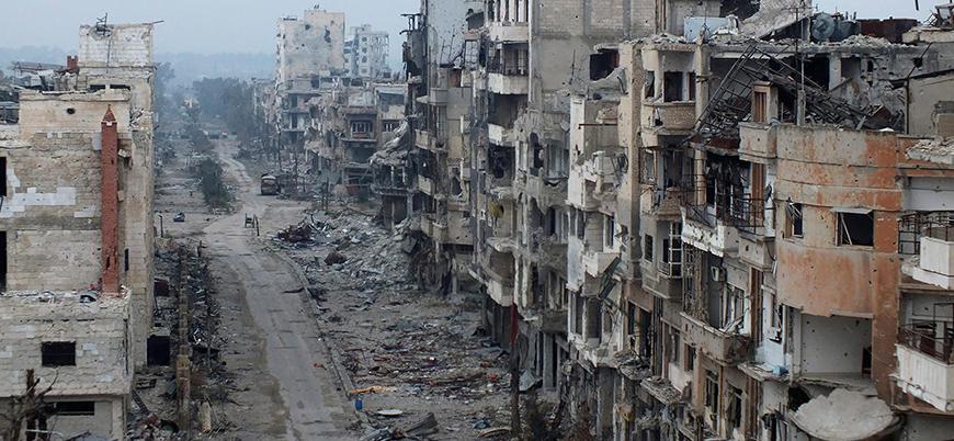 """""""Rejim bu yıl 3500 kez varil bombası kullandı"""""""