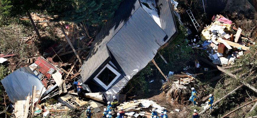 Japonya'da deprem: 30 ölü