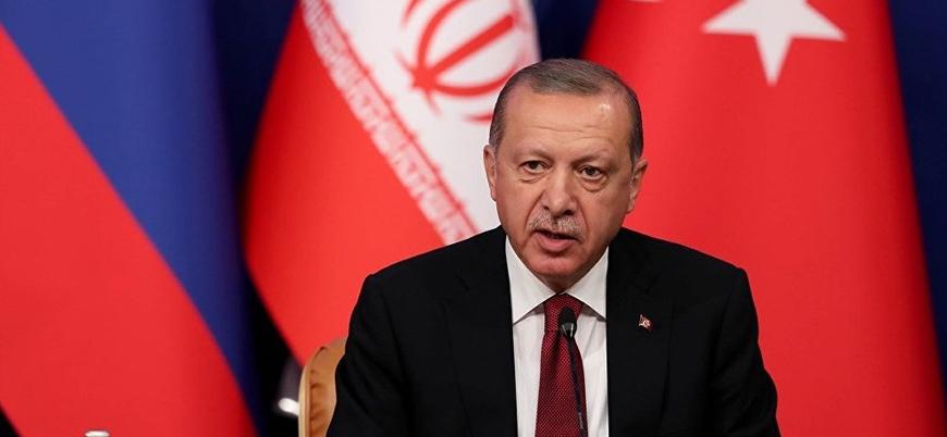Erdoğan'dan 'Üçlü Zirve' açıklaması