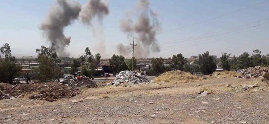 İran KDP güçlerini Irak'ta vurdu: 50 ölü ve yaralı