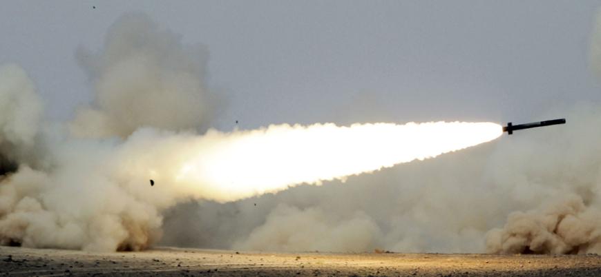 Husiler Suudi Arabistan'a balistik füze fırlattı