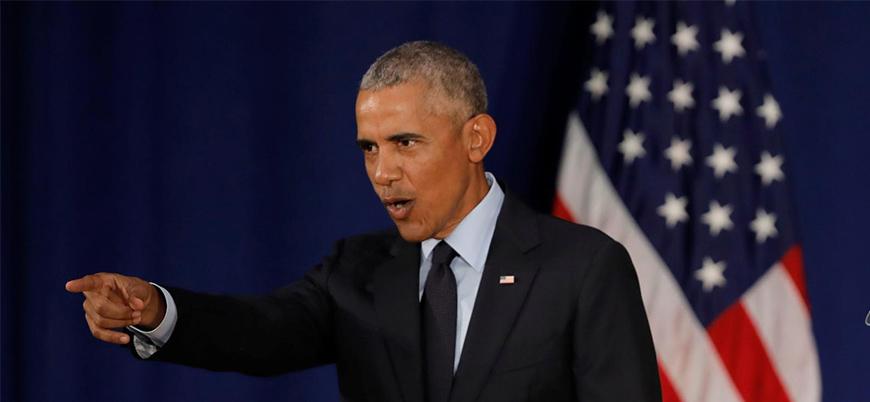 Obama: Trump korku ve kin güderek siyaset yapıyor