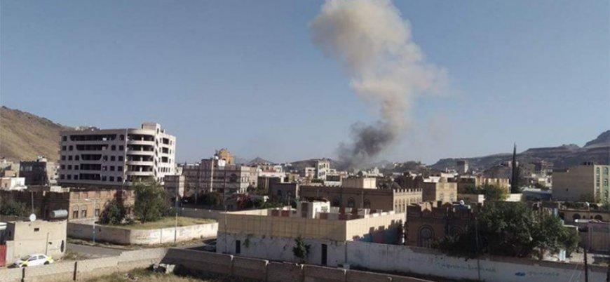 Yemen'de Husilere ait radar merkezi vuruldu