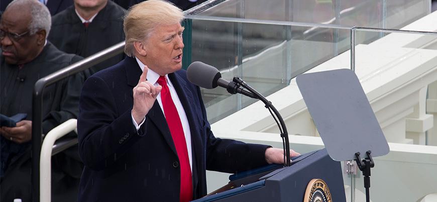 ABD'de savcılar Trump'ın yemin törenini inceliyor
