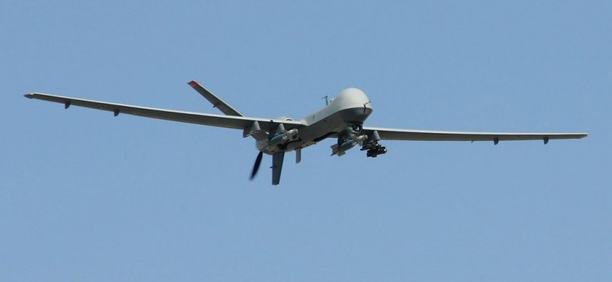 ABD Somali'de Eş Şebab'a hava saldırısı düzenledi