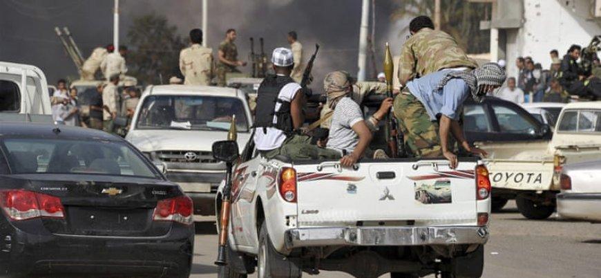 Libya Ulusal Petrol Kurumu'nda çatışma