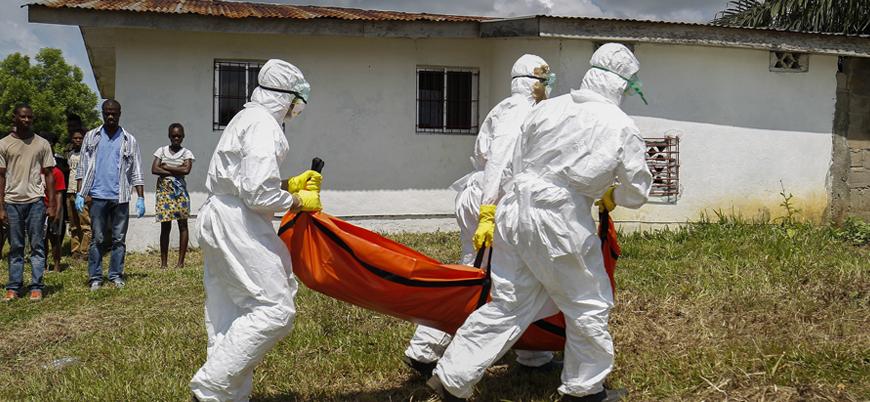 Kongo'da son 6 ayda Ebola nedeniyle ölenlerin sayısı 502'ye ulaştı