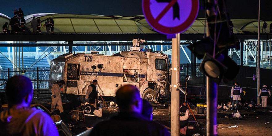 Beşiktaş'daki saldırıyı TAK üstlendi