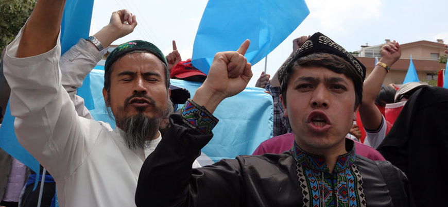ABD'den Çin'e 'Uygur' yaptırımı