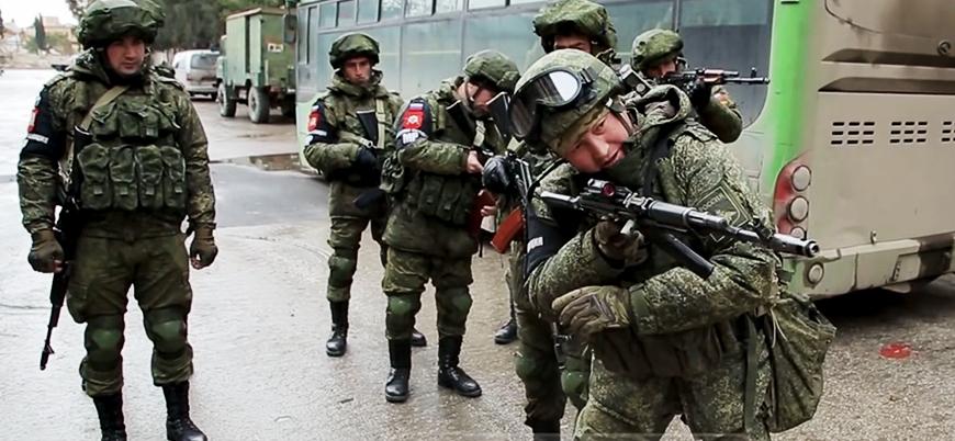 Suriye'de Esed rejimiyle Rus güçleri arasında çatışma
