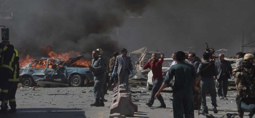 Afganistan'da canlı bomba saldırısı: 19 ölü