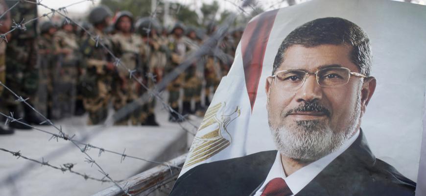 Mursi'nin de içinde olduğu bin 500'den fazla kişi için görülmemiş karar
