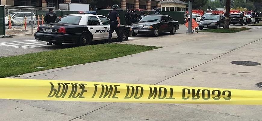 ABD'de silahlı saldırı: 5 ölü 21 yaralı