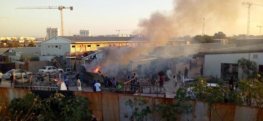 Libya'nın başkenti Trablus'ta çatışmalar yeniden başladı