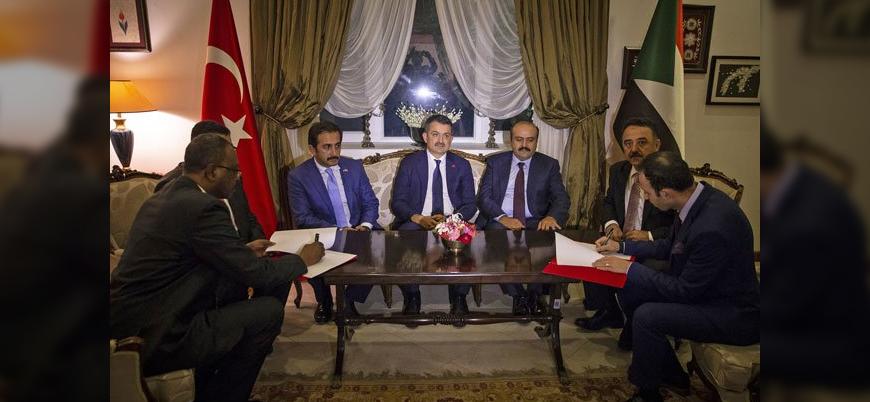 Türkiye ve Sudan iki anlaşmaya imza attı