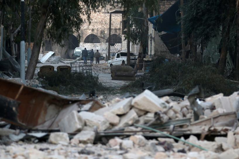 Halep'te katliam devam ediyor: 31 sivil öldü