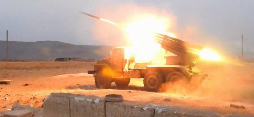İran Erbil'i yeniden vurdu