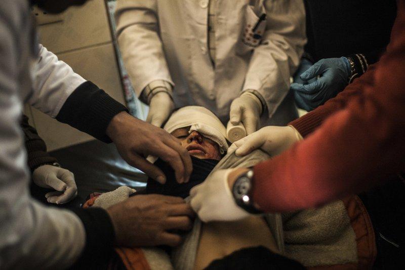 Musul'da halk 'cezalandırılıyor'