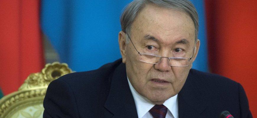 Kazakistan Cumhurbaşkanı Nazarbayev Türkiye'ye geliyor