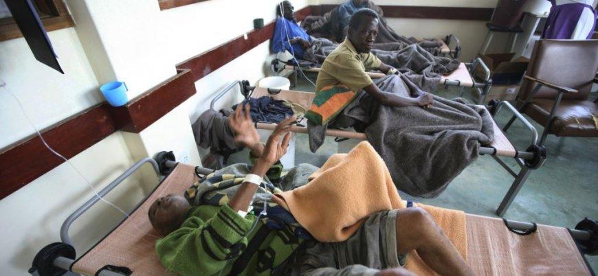 Zimbabve'de kolera salgını endişe verici boyutlara ulaştı