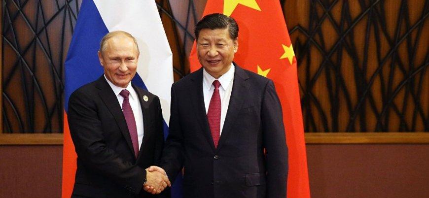 Rusya ve Çin'den 'düzenli askeri tatbikat' kararı