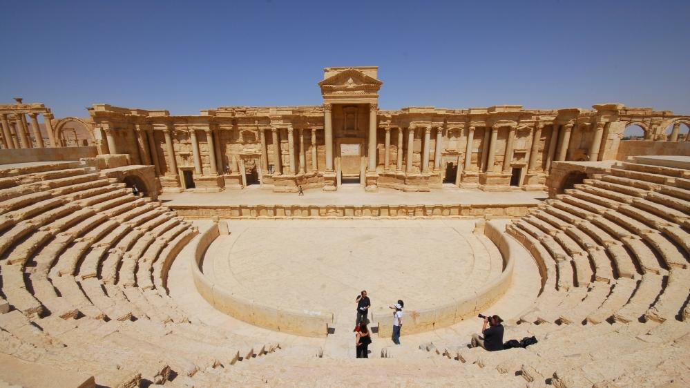IŞİD, Palmira'yı yeniden ele geçirdi