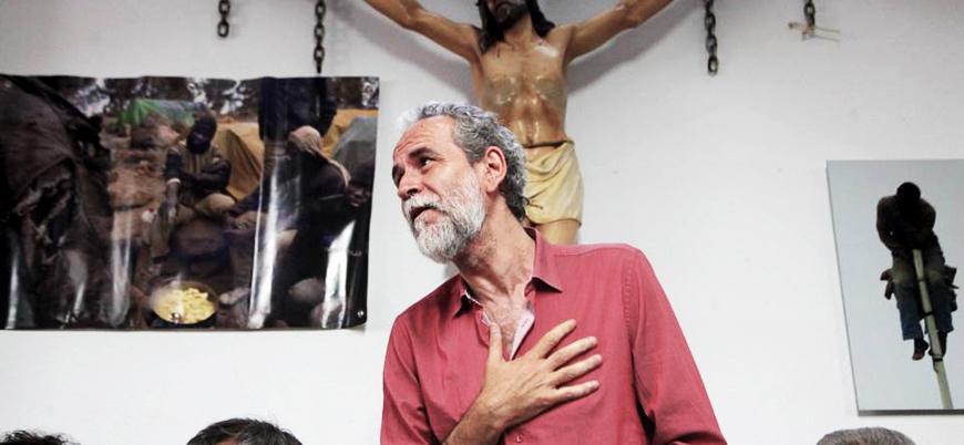 İspanya'da 'dine hakaretten' gözaltı