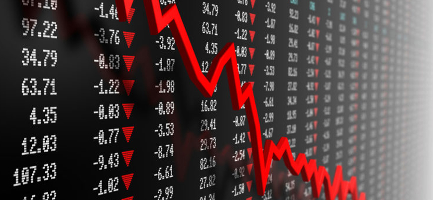 ABD'nin finansal kuruluş devinin hisseleri düşüşte