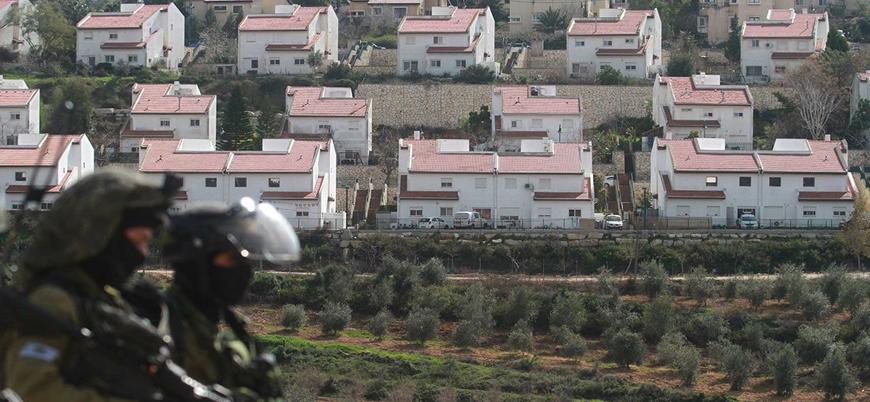 İsrail çeyrek asırda yerleşim yerlerini 4 kat arttırdı